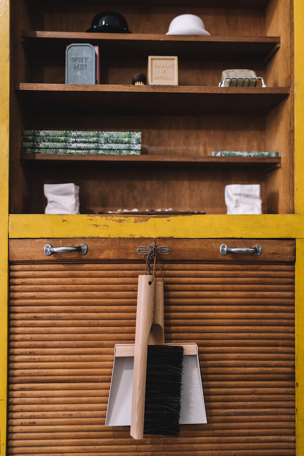 Andrée Jardin x Mr & Mrs Clynk Broom Box Set - st, cm