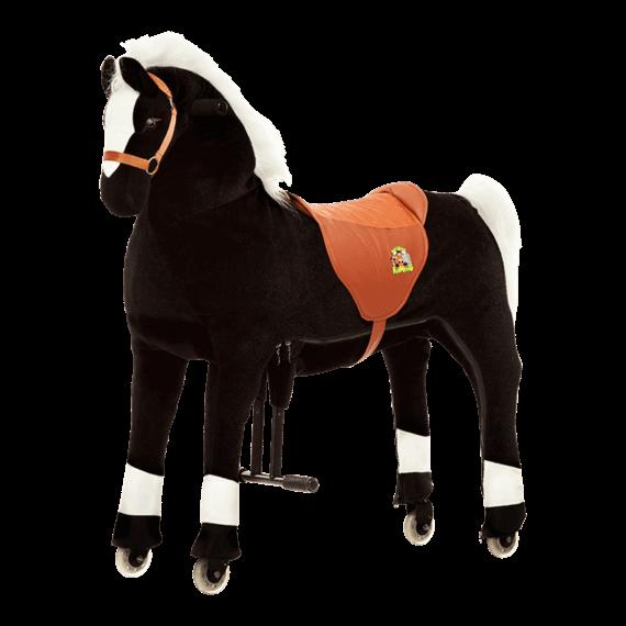 Animal Riding Horse - m, a