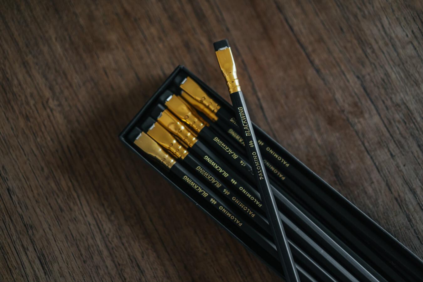 Blackwing Palomino Pencil Black Pack of 12