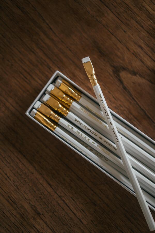 Blackwing Palomino Pencil Pearl Pack of 12