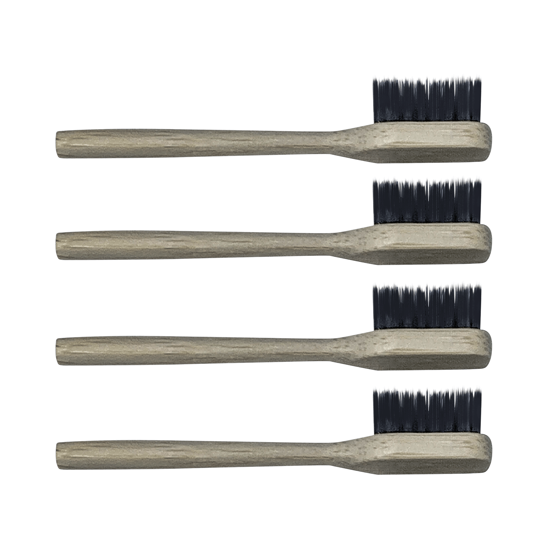 Cookut Kids Toothbrush Refills Set of 4
