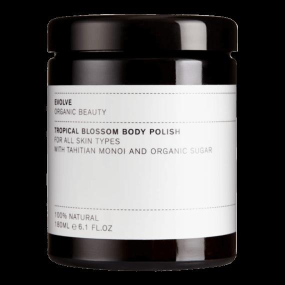 Evolve Beauty Tropical Blossom Body Polish 180ml
