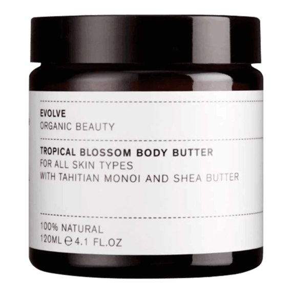 Evolve Beauty Tropical Blossom Body Butter - 120ml