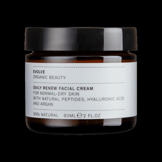 Evolve Beauty Daily Renew Facial Cream - 60ml