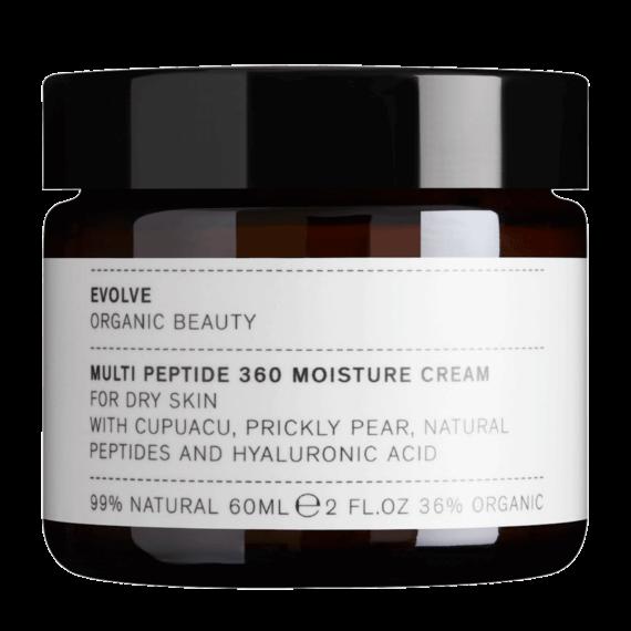 Evolve Beauty Multi Peptide 360 Moisture Cream 60ml