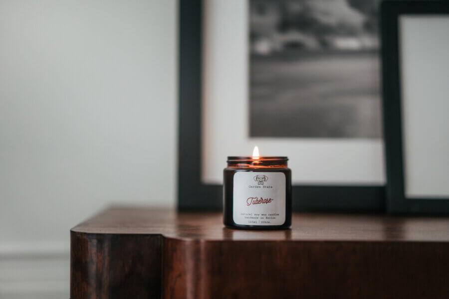 Garden State Candles - 120ml, p