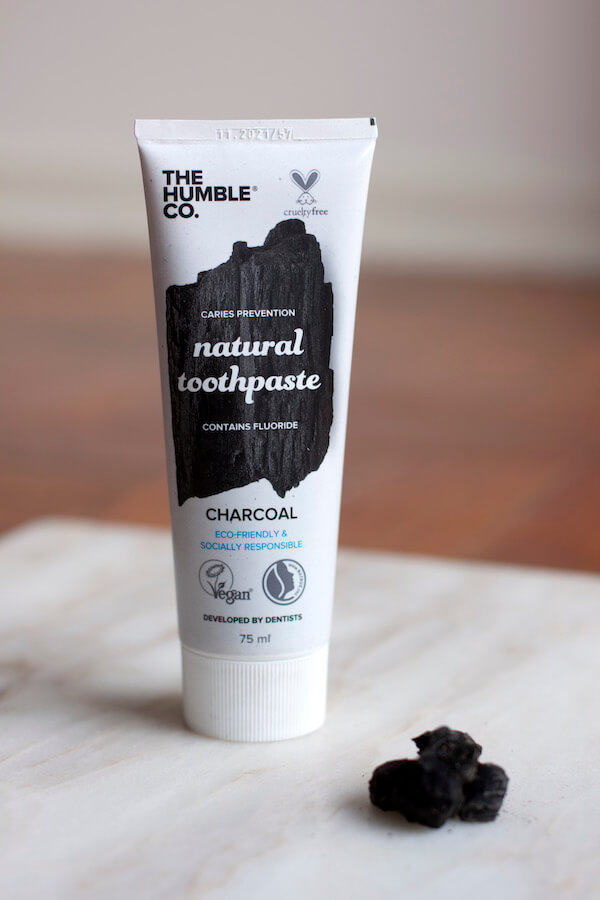 The Humble Co Natural Toothpaste - ic