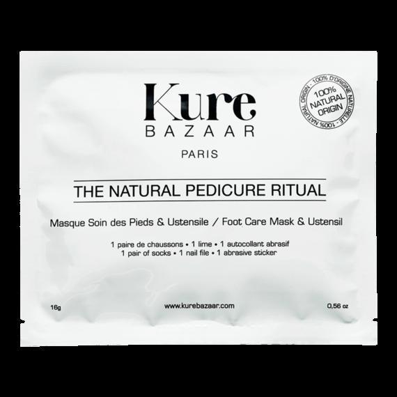 Kure Bazaar The Natural Pedicure Ritual