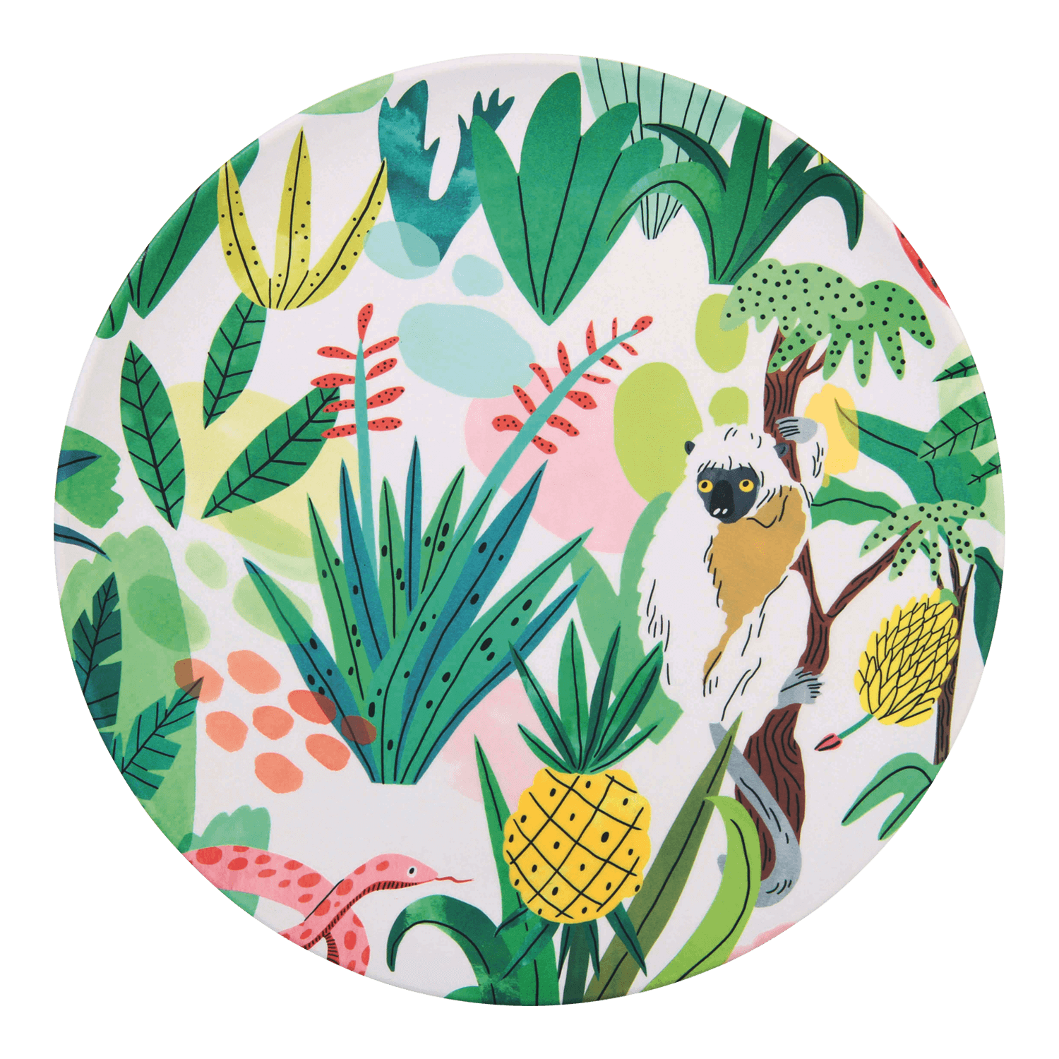 &klevering x Bodil Jane Bamboo Plates Pack of 4