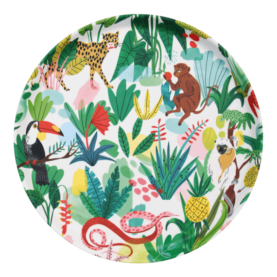 &klevering x Bodil Jane Bamboo Tray