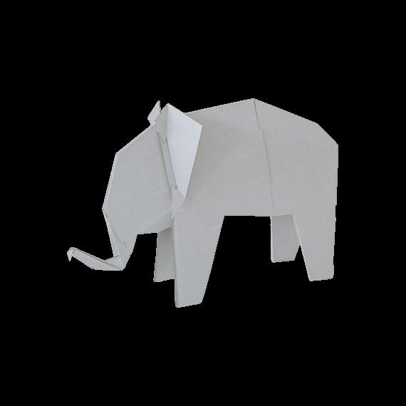 Magis Me Too My Zoo Cardboard Elephant - l