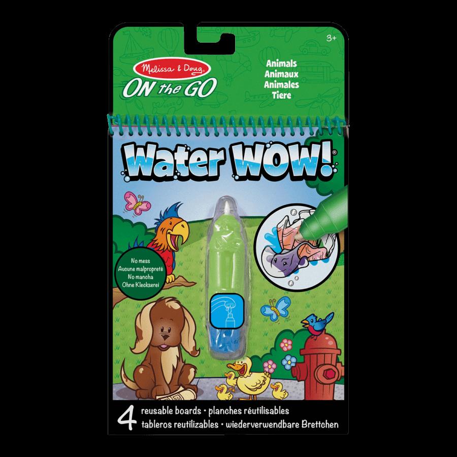 Melissa & Doug Water WOW Water Reveal Pad Animals