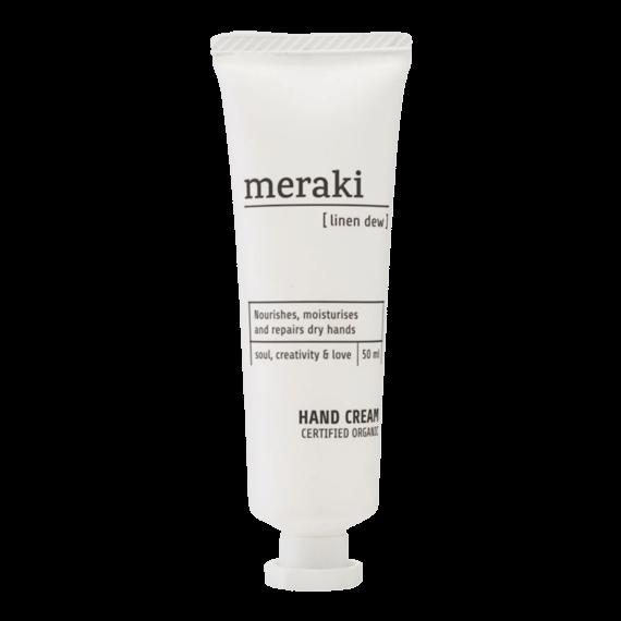 Meraki Linen Dew Hand Creme 50ml