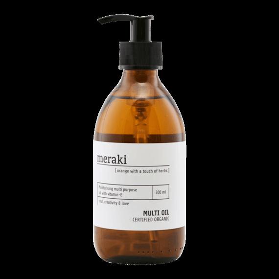Meraki Multi Oil Orange and Herbs 300ml