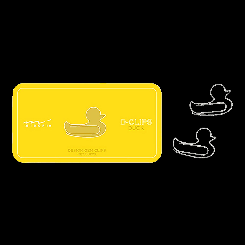 Midori D-Clips Duck