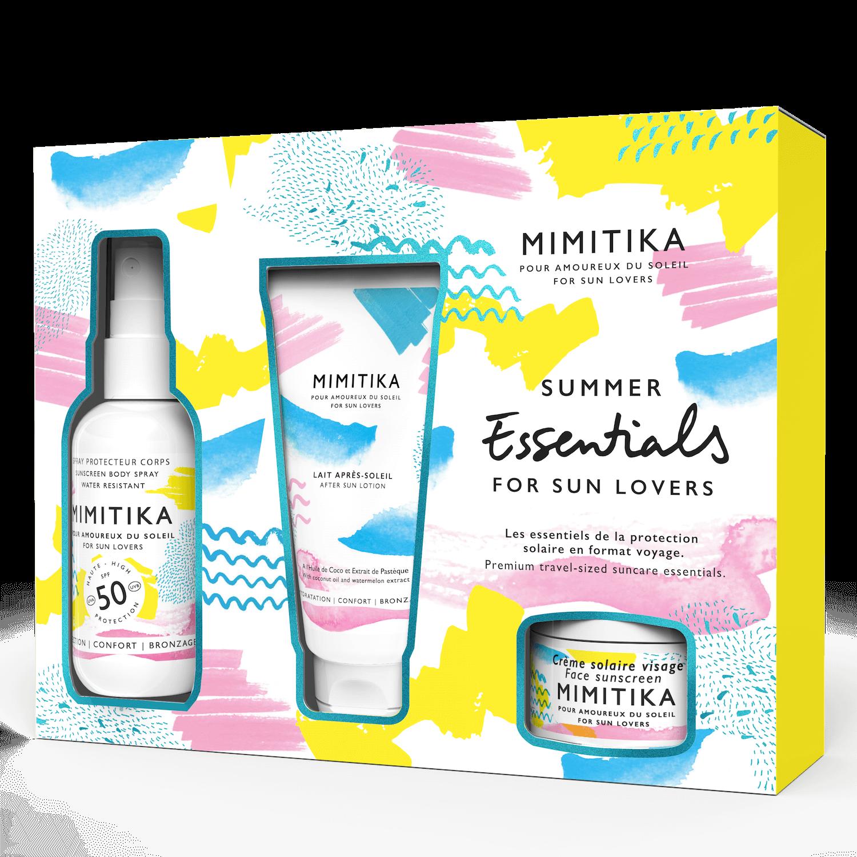 Mimitika Summer Essentials SPF50 Kit