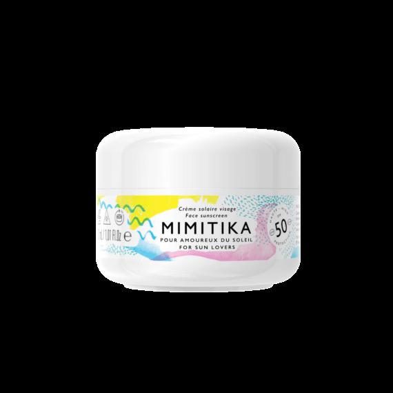 Mimitika Face Sunscreen SPF50 50ml