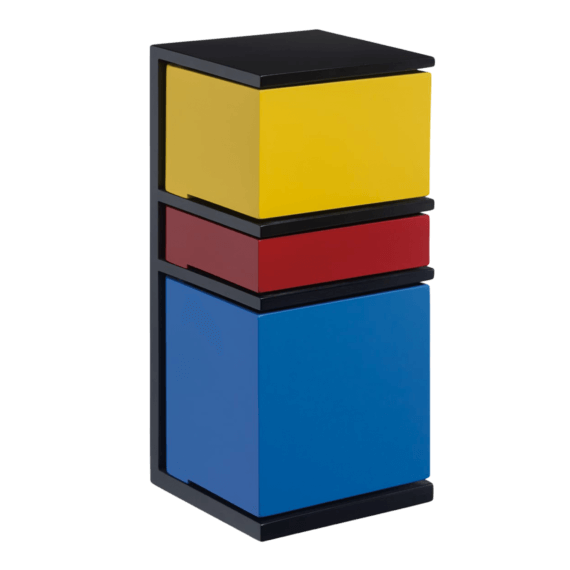 MoMA De Stijl Storage Tower