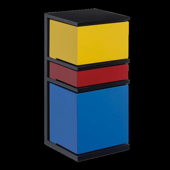 MoMA De Stijl Storage Tower