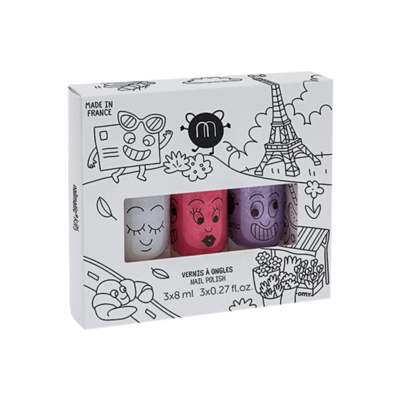 Nailmatic Kids Nail Polish Kit - ss3, zc
