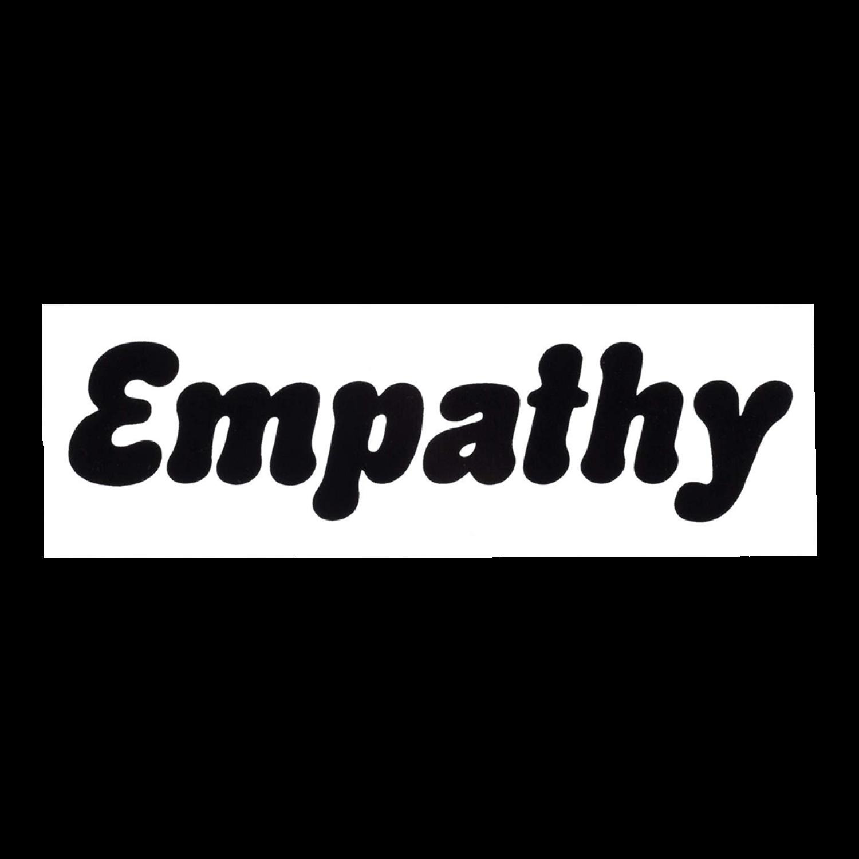 Nicole Lavelle Sticker Empathy