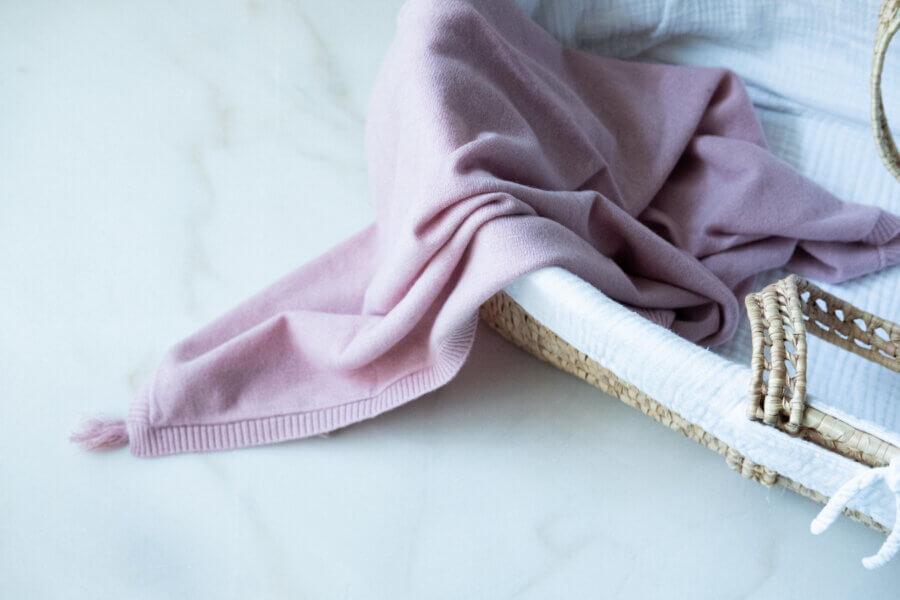 Numaé Cashmere Hooded Blanket Sweety - py