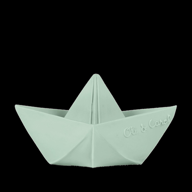 Oli & Carol Origami Boat - gm
