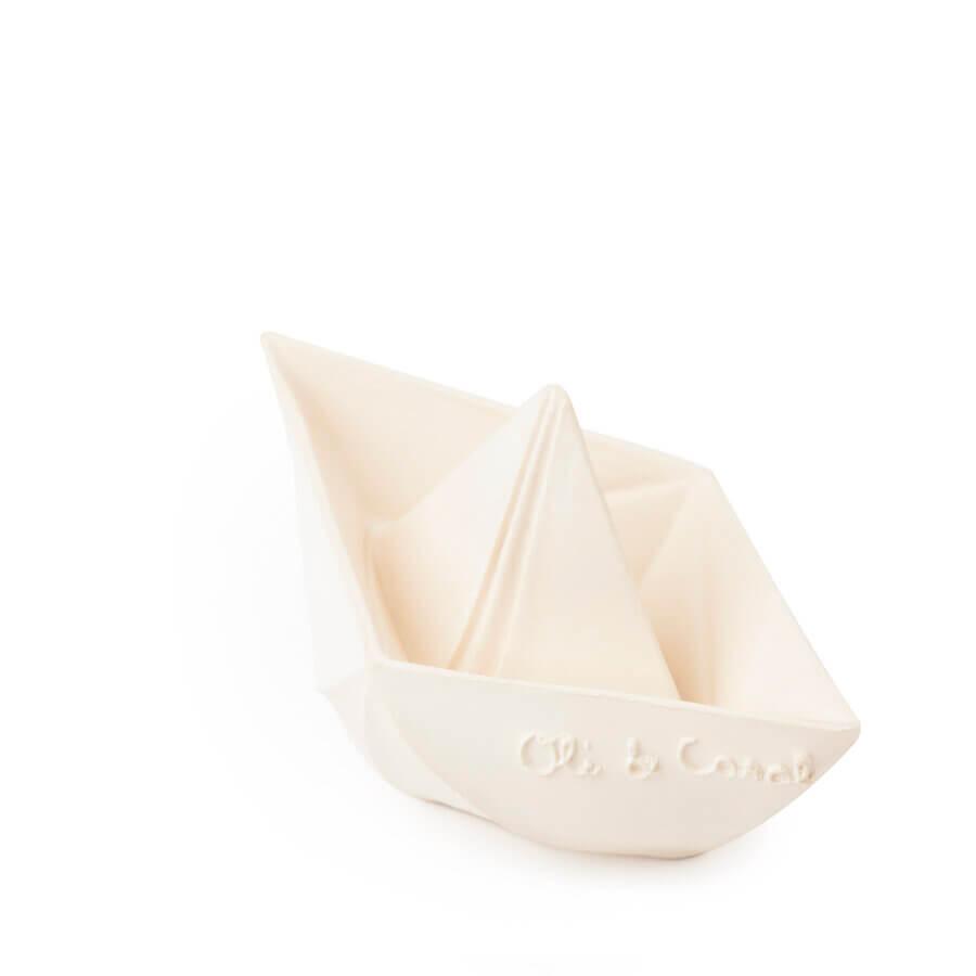 Oli & Carol Origami Boat - w