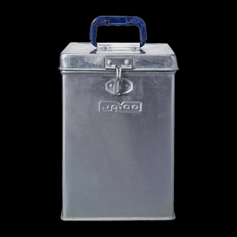 Puebco Aluminium Box Canister 7