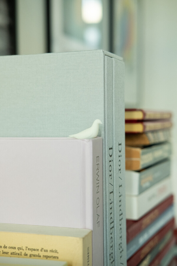 Studio Macura Pero Bird Bookmark Set - ck2, w