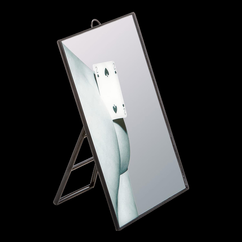 Seletti x Toiletpaper Two of Spades Mirror Small