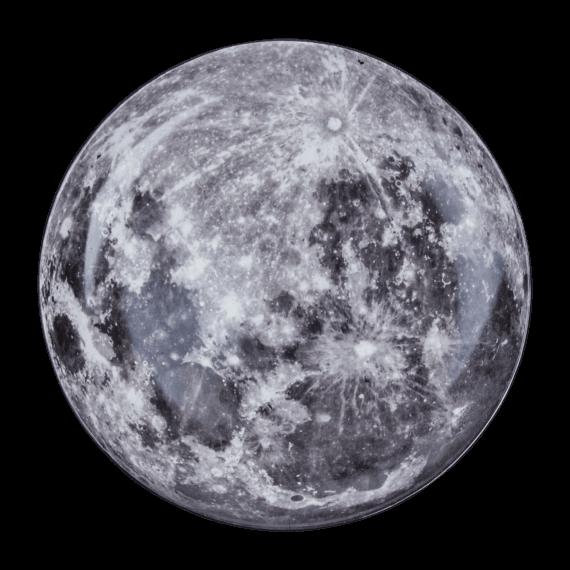 Seletti x Diesel Cosmic Diner Moon Tray