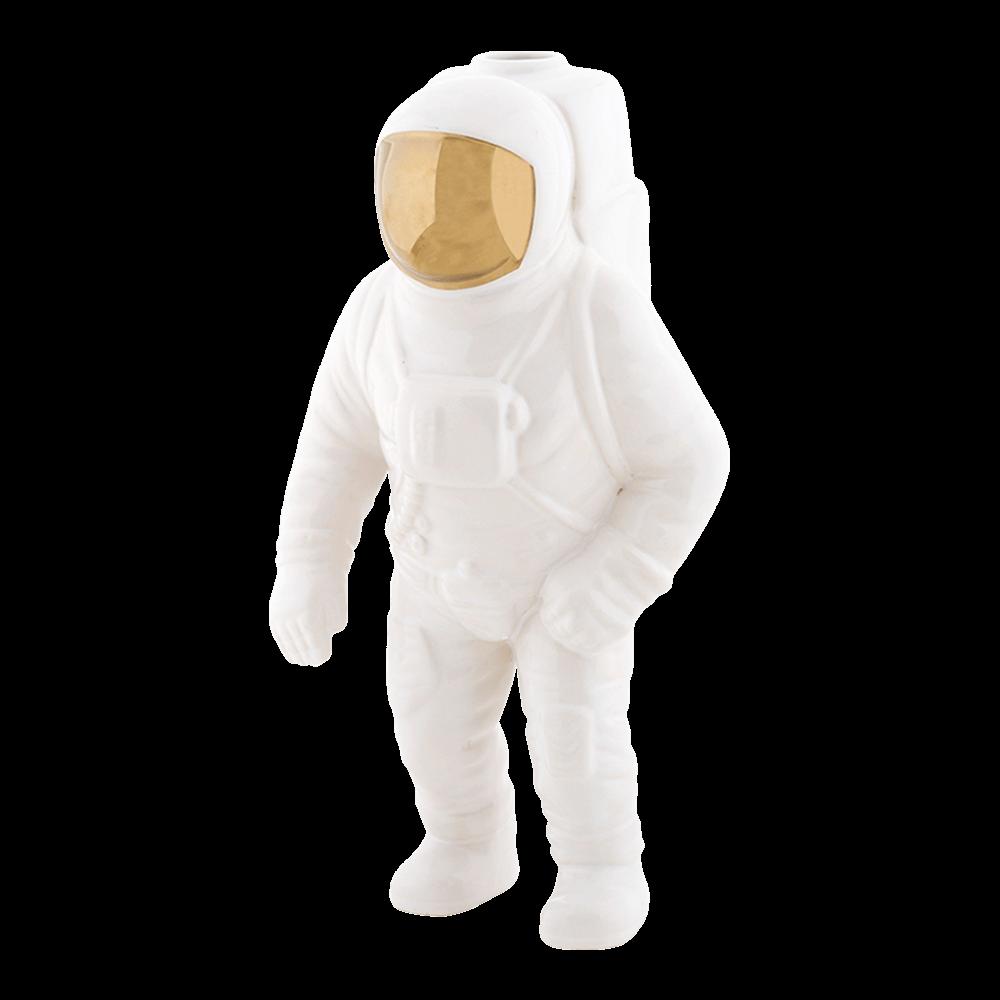 Seletti x Diesel Cosmic Diner Starman Vase White