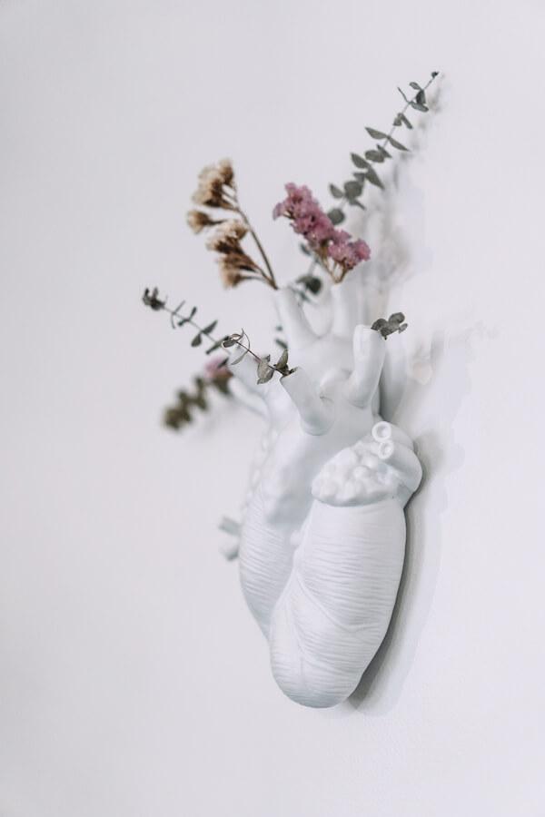 Seletti x Marcantonio Love In Bloom Vase White