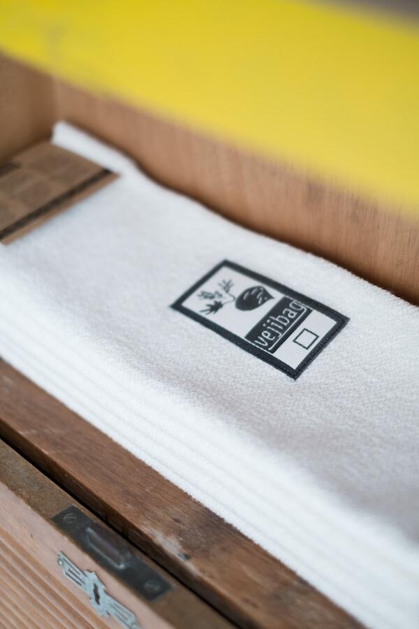 Vejibag Organic Cotton Bag - l