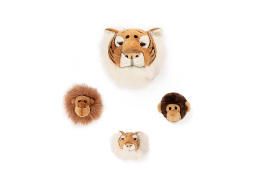 Wild And Soft Small Head Jungle Set