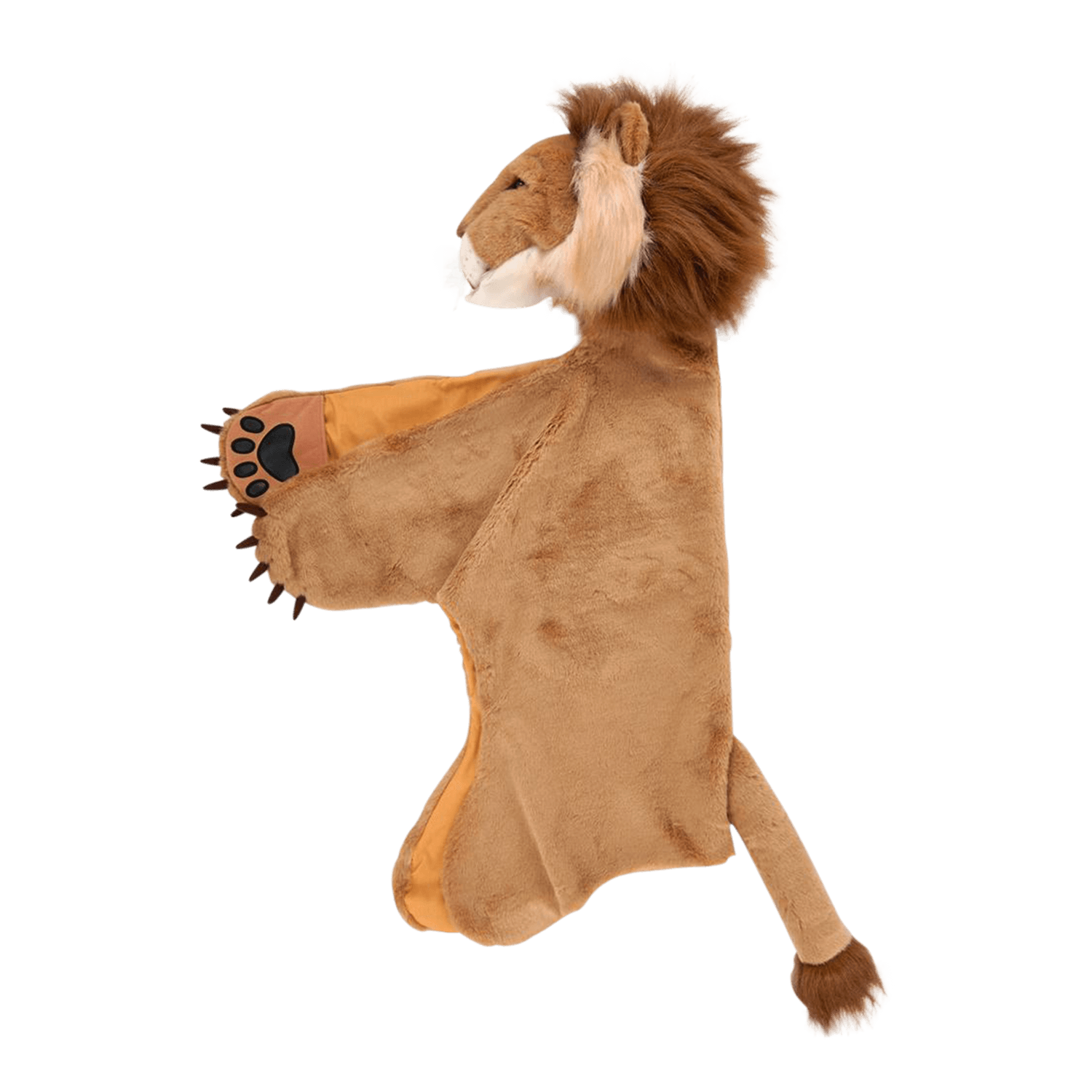 Wild And Soft Disguise Lion