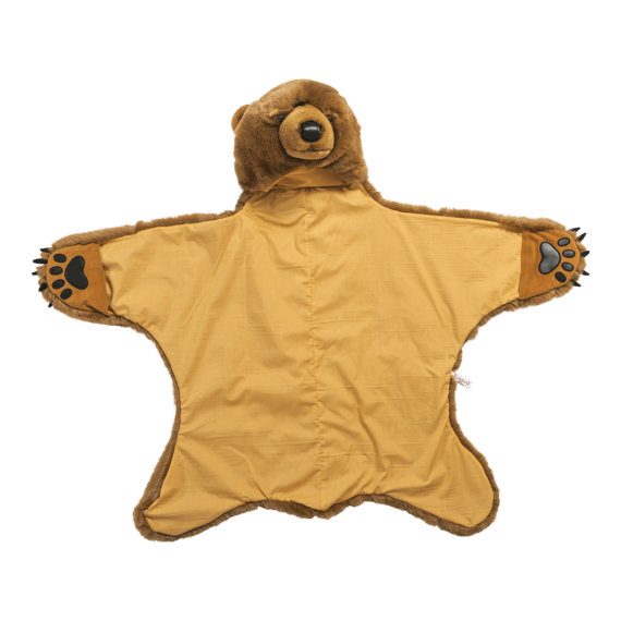 Wild And Soft Disguise Brown Bear