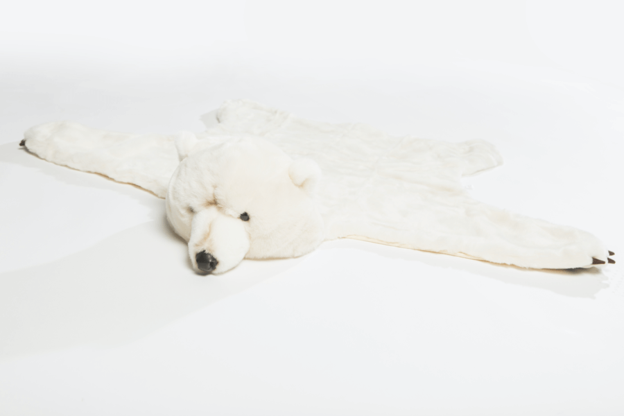 Wild And Soft Disguise Polar Bear
